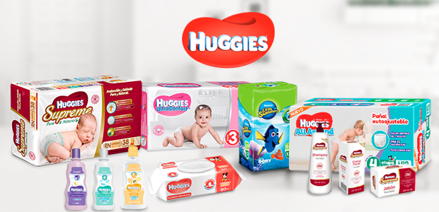 HUGGIES PRODUCTOS