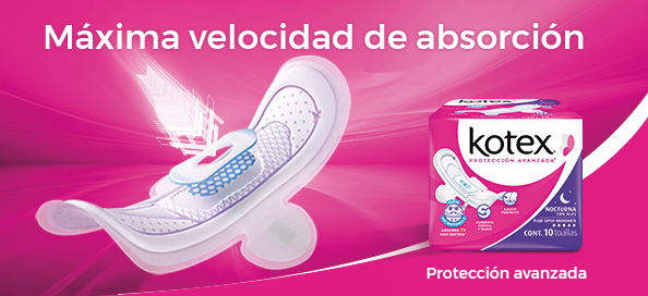 kotex mexico