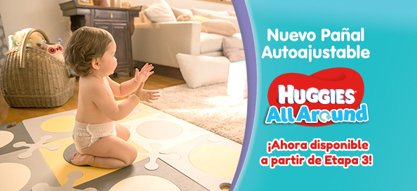 HUGGIES BANNER ultraconfort