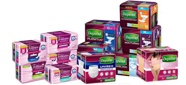 Depend Product Shot