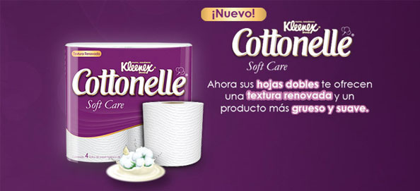 cottonelle soft care